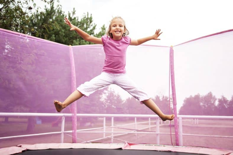 Trampolines for Gymnasts