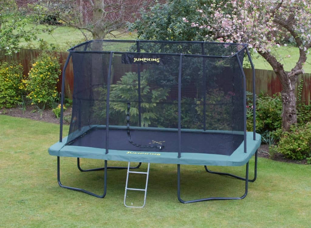 Jumpking Rectangular Trampoline
