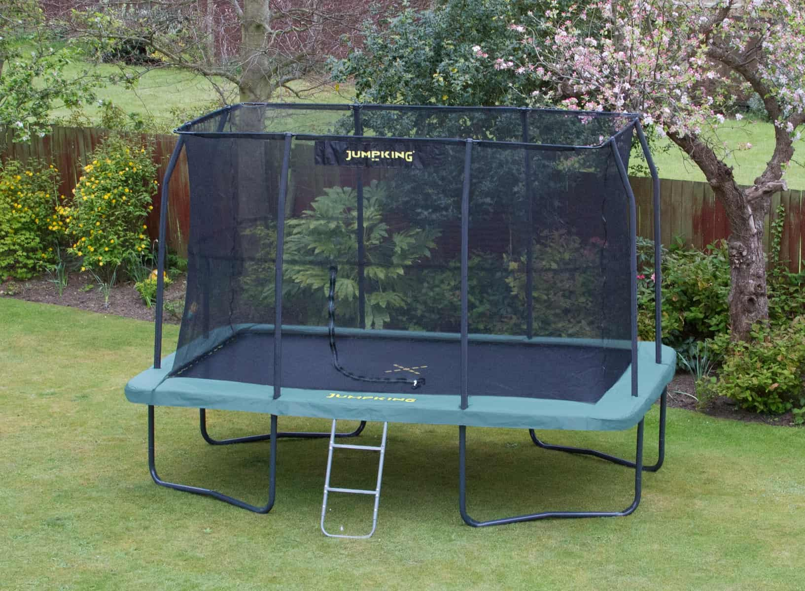 8ft x 12ft Jumpking Rectangular Trampoline
