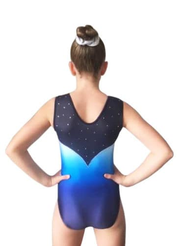 e8be214d0e15 Laura Leotard in Deep Blue by Darcy