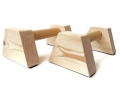 Mini Wooden Parallettes