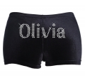 Personalised Gymnastics Shorts